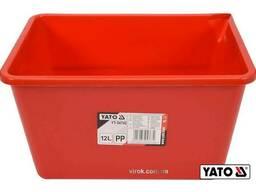 Відро пластикове для малярних робіт YATO 12 л