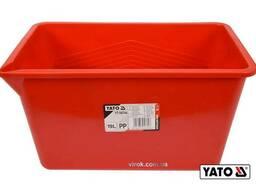 Відро пластикове для малярних робіт YATO 19 л