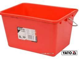 Відро пластикове для малярних робіт YATO 8 л