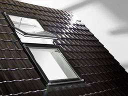 Вікно мансардне Designo WDT R45 H N WD AL 07/14 EF