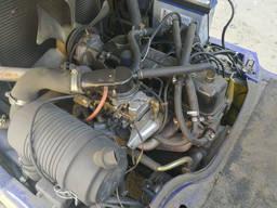 Вилочный погрузчик Komatsu FG15 газ/бензин 1500кг цена с НДС - фото 8