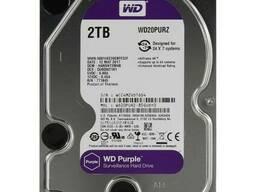 Винчестер 2 TB WD20PURZ
