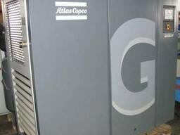 Винтовой компрессор ATLAS COPCO GA 55, 10м3/мин. , 2008 г. в.