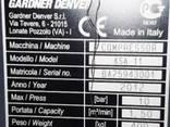 Винтовой компрессор бу Bottarini (11кВт; 1,5м3/мин; 10бар) рес.500л. осушитель - фото 2