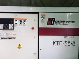 Винтовой компрессор низкого давления Gardner Denver SAV 250