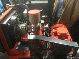 Винтовой компрессор с давлением 7 и 10 атмосфер