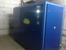 Винтовой компрессор wan nk200 55 кВт двигатель