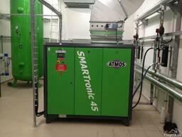 Винтовые воздушные компрессоры ATMOS (Чехия)