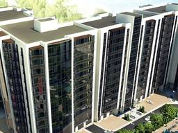 Апартаменты 2 ком с новым ремонтом RIVER PARK