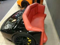 VIP-Диваны Lamborghini- мягкая мебель на заказ. Киев Элит