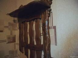 Вироби з дерева под старину