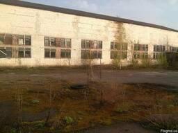Виробничо-промислова база.