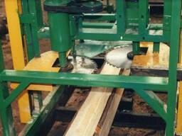 Виробництво палетно-торцовочного обладнання для дерева