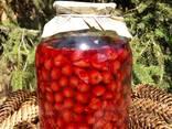 Вишня в вишневом соку без косточки c/б СКО 3000 г - фото 1