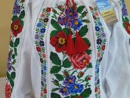 Вишукана вишиванка, стильная туника, модная блуза
