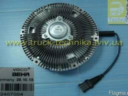 Вискомуфта двигателя без вентилятора DAF 105XF, гидромуфта