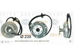 Вискомуфта Renault Magnum D=235 BEHR