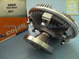 Вискомуфта вентилятор двигателя DAF 85ATI 85CF, 1229554,