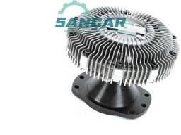 Вискомуфта вентилятора DAF 95XF, 75 85CF Евро 3, 2 (тип тепловой) 1349835, 1349834. ..