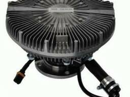 Вискомуфта вентилятора радиатора SACHS