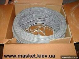 Витая пара, utp кабель, кабель витая пара