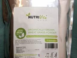 Витграсс Ростки пшеницы органические порошок