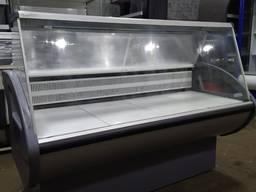 Витрина Росс бу, 1,6м, холодильная витрина Росс бу