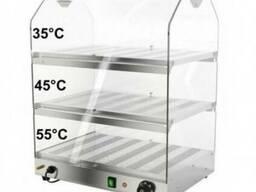 Витрина тепловая GGM WHS300