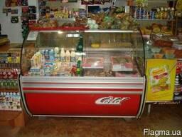 Витрины холодильные COLD W 15 SGSP в отличном состоянии.