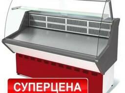 Витрины холодильные для продуктов.Доставка по Крыму,гарантия