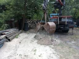Вивіз будівельного сміття, вывоз строительного мусора