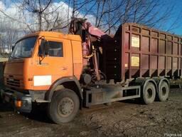 Вивоз металолому вантажним авто з маніпулятором від 50 кг