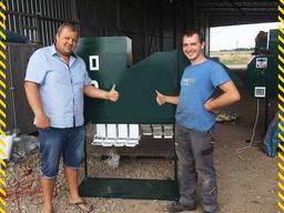 Віялка для зерна, Очисна машина ИСМ-5 (Веялка зерновая) / Безкоштовна доставка