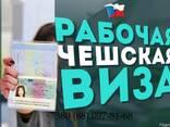 Виза и работа в Чехии. - фото 1