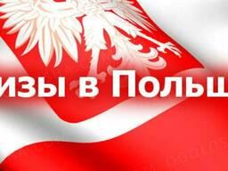 Виза в Польшу Черновцы