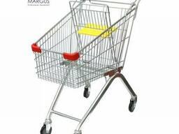 Візок для покупця на 80 літрів АкціЯ #Візок супермаркету! - фото 7