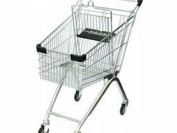 Візок для покупця на 80 літрів АкціЯ #Візок супермаркету! - фото 8