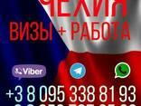 Визы и Работа в Чехии и Польше - фото 2