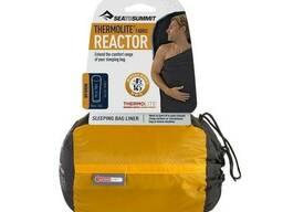 Вкладиш в спальник Sea To Summit Thermolite Reactor Liner 210 Black SKL35-254685