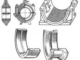 Вкладыши дизельных судовых двигателей