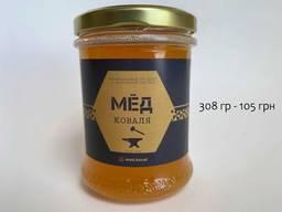 Вкусный мёд с семейной пасеки
