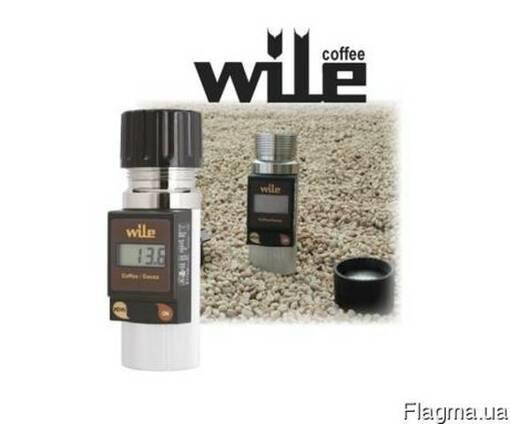 Влагомер для надежного измерения влажности кофе Wile Coffee