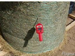 Влагомер тюкованного сена, соломы, силоса Wile 27 - фото 1
