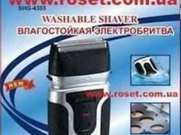 Влагостойкая електробритва Schtaiger SHG-4303
