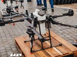 Внесення ЗЗР дронами