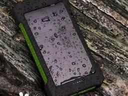 Внешний аккумулятор 20000mAh, солнечная зарядка для телефона