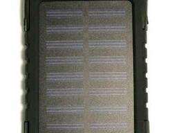 Внешний аккумулятор на солнечной батарее SE-500