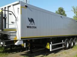 Полуприцепы-зерновозы Wielton 2021. В Наличии. АКЦИЯ