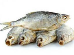 Вобла отборная вяленая рыба