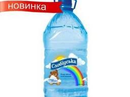 Вода для детей оптом от производителя